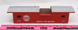Lionel Shell 6900 Norfolk And Western Caboose Shell
