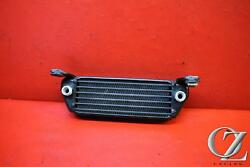 H 95 Bmw R1100gs R 1100gs Engine Motor Oil Cooler Straight No Leaks.