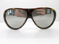 Opti Ray SUNGLASSES 58 11 145 Tortoise Black Aviator TV6 35424 $38.99