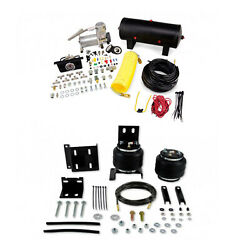 Air Lift Control Air Spring And Dual Path Air Compressor Kit For Ford Motorhome