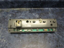 Ge Washer Control Board Part 134737000