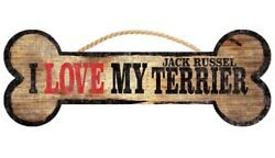 Jack Russell Terrier Sign – I Love My Bone 3×10