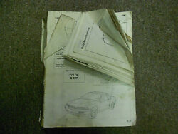 1992 Acura Legend Coupe Service Repair Shop Manual FACTORY OEM BOOK 92 DAMAGED