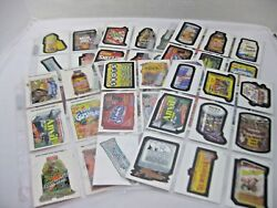 Topps Wacky Packages 1st Series 2004 55 Stickers 9 Static Clings 6 Tattoos