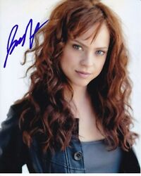 Fiona Dourif Signed Autographed 8x10 Photograph Daughter Of Brad
