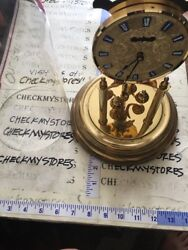 Vintage Welby Kleininger Obergfell Mechanical Anniversary Clock Made In Germany