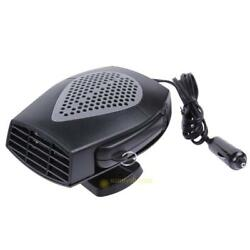 Car Auto Vehicle Portable Heater Heating Cooling Fan Defroster Demister 12V 150W