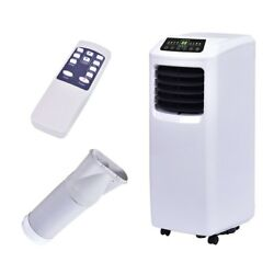 Remote Control Washable Portable Home Air Conditioner & Dehumidifier w Window