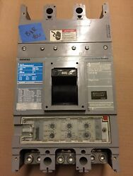 Siemens Ite Smd Smd69800angt 3 Pole 800 Amp 600v Circuit Breaker Tested 1 Year