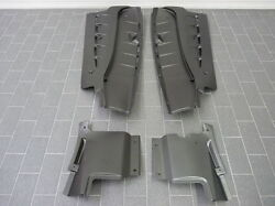 Ferrari F 430 Coupe Carbon Motor Room Panels Engine Covers