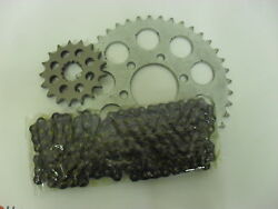O-ring Chain And Sprocket Kit For Ktm Exe 125 2000