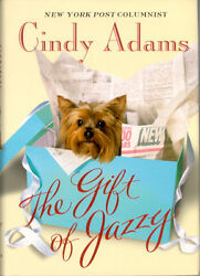 Yorkshire Terrier book: The Gift of Jazzy