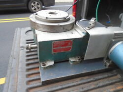 Machinist Tools Lathe Mill Camco Index Rotary 500 Rdm8h24-270