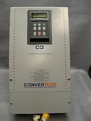 Converteam Sv185ip5a-4nol Variable Frequency Drive