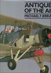 Antiques Of The Air Hardcover By Michael Jerram Aviation Aircraft History