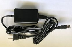 Sony Minidv Dvcam Camcorder Dsr-pd170p Power Supply Ac Adapter Cord Charger 8.4