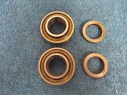 1961-63 Buick Special Oldsmobile F85 Rear Axle Bearings Pair Nos Delco 316