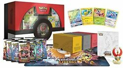 Pokemon Tcg Shining Legends Super Premium Ho-oh Collection [trading Card Game]