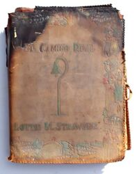 ROMANCE of El CAMINO REAL California Missions 1769-1830 RARE Vtg 1stEd Book 1933