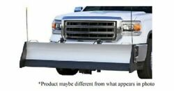 Access Snow Sport Hd Utility 84 Plow With Mount For Rainer/envoy/trail Blazer