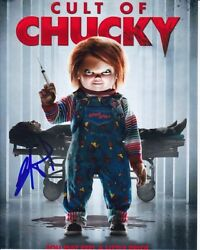 Brad Dourif Signed Autographed Cult Of Chucky Photo