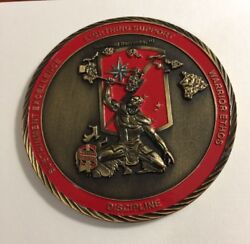 45th Sustainment Brigade, Oef 2012-2013 Command Coin Of Excellence F23