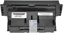 Dorman (OE Solutions) 599-206 OE Solutions (TM) Climate Control Panel