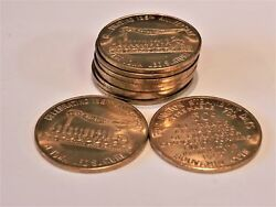 10 1963 125th Anniversary Burlington Steamboat Days 50 Cent In Trade Tokens New