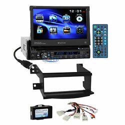 Planet Audio Flip out DVD Stereo Dash Kit JBL Harness for 2005-10 Toyota Avalon