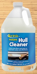 Star Brite Instant Hull Cleaner - Clean Stains And Scum Lines On Boat Hulls Easily