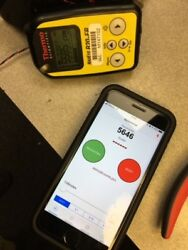 Counts.pro Record/store/share/log Radiation Detector Readings With Any Meter