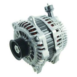 New Replacement Alternator 11273N Fits 07-14 Ford Edge Sport Utility 3.5 AWD FWD