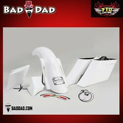 Bad Dad Competition Series Kit Bags Fender Side Covers Lights No Cutouts