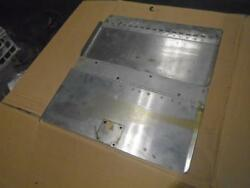 Set Of Ss Trim Tabs 18x8 Fit Many Boats With The Boat Leveler Rams