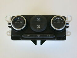10 11 12 Mazda CX-7 Climate Control Panel Temperature Unit AC Heater