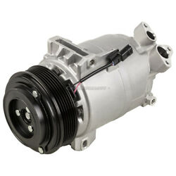 New OEM AC AC Compressor & Clutch Fits Nissan NV200 & Chevy City Express