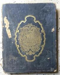 Mid 1800s Handwritten Book Diary By William Butterfield Gothic Revival Architect