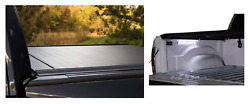 Retrax Tonneau Cover for Nissan Frontier w 5' Bed & Access AA Battery LED Light