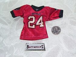 Buccaneers Miniature Fb Jersey Fits Girl Monster High And Skipper And Francie Dolls