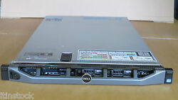 Dell PowerEdge R620 2 x E5-2667 6-CORE 2.9GHz XEON 96GB RAM 2x146GB 2u Server