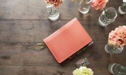 Hobonichi Techo cover 2018 Cousin Colors Carnation A5 FS Stationery from JAPAN