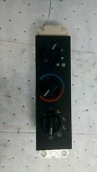 Climate Control Panel Temperature Control LHD Without AC Fits 99-05 WRANGLER 508