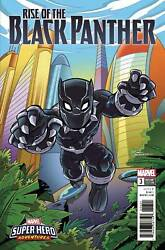 Rise of Black Panther #3 Super Hero Variant Marvel Legacy Comic Book NM  ni