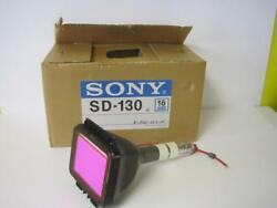 Sony Red Crt Tube Model Sd-130r For Vph-1020q Projector New In Box Rare Beamer