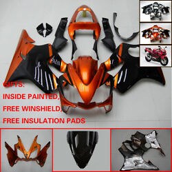 Multi-Colored ABS Injection Fairing Bodywork Kit For Honda CBR600 F4i 2001-2003