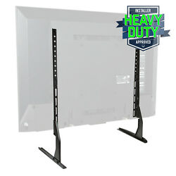 Modern Tabletop Tv Stand - Universal Base Replacement - 24-65 Screens
