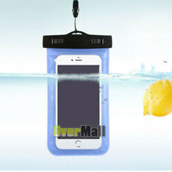 Underwater Waterproof Bag Dry Pouch Case Cover iPhone X 8 Plus Samsung Galaxy S9 $6.59