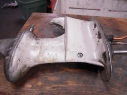 Complete Lower Unit Fits Evinrude 40hp Mechanical Shift
