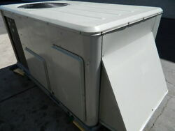 2005 TRANE YSC043A3 4 TON HVAC ROOTOP UNIT PACKAGED NAT GAS HEAT ELECTRIC AC