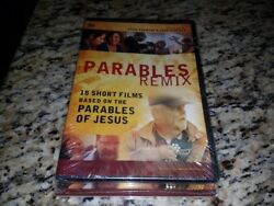 Parables Remix Study Guide With Dvd 18 Short Films Based On The Parables Of Jes